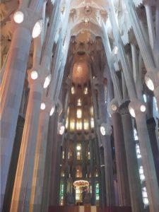 K800_Die Sagrada Família von innen.